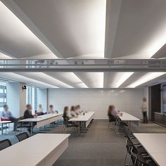 Cove Lighting, Ceiling Lighting, Lecture Theatre, Movable Walls, Interior Architecture, Interior Design, Office Workstations, Hospital Design, Ceiling Detail