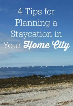 Why go, when you could stay? These 4 Tips for Planning a Staycation in Your Home City, from Family Travel Magazine, will remind you that you have so many amazing things to see, experience, and explore at your fingertips!