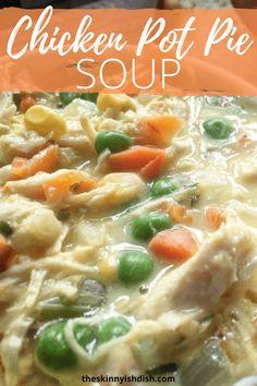 Easy Soup Recipes, Crockpot Recipes, Cooking Recipes, Healthy Stew Recipes, Macaroni Recipes, Kraft Recipes, Healthy Soup, Soup And Sandwich, Homemade Soup