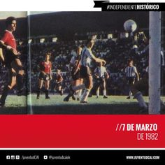 #IndependienteHistorico En la Doble Visera, #Independiente empata 1-1 frente a Racing.