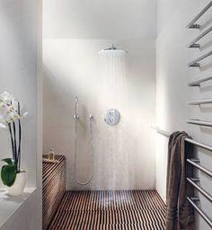 Fin dusj fra Grohe - Atrio Thermostatic shower mixer
