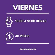 TARIFAS $40.00 incluye el acceso a Museo de Historia Mexicana y Museo del Noreste durante el mismo día. Martes y domingos la entrada es gratis. Gratis menores de 18 años INAPAM e ICOM. 50% de descuento a estudiantes y maestros con credencial vigente. Museo del Palacio: entrada gratuita todos los días.  #museos #Monterrey #cultura #turismo  Patrimonio de Nuevo León ICOM México Nuevo León Extraordinario CONARTE NUEVO LEON Radio Nuevo León Canal 28 Tvnl Notimex - http://ift.tt/1HQJd81