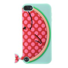 Funky Watermelon Whale iPod Case - iPod Touch 5*