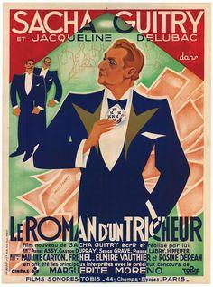 «Le roman d'un tricheur» (1936) de Sacha Guitry.
