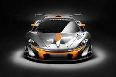 McLaren P1 GTR: da rua para os circuitos