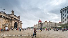 Gateway of India - The most visited places in Mumbai, India