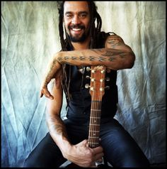 Michael Franti & Spearhead.  Taking the relationship between music and social activism to a beautifully committed level.