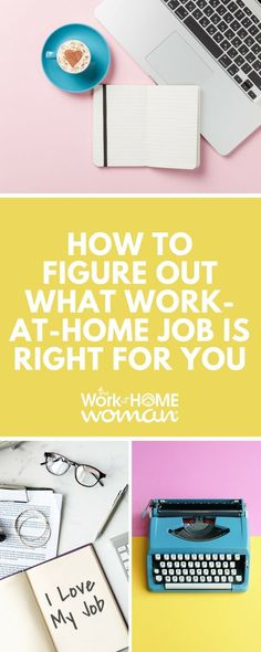 Having a difficult time figuring out what is the right work-at-home job for you? To assist you on your work-at-home journey, here are some common work from home scenarios, companies, jobs, and ideas that will fast-track your job search. #workfromhome #job