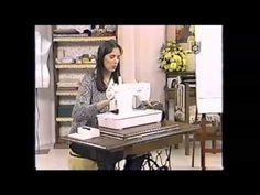 Puntos y Puntadas 16. Confección del vestido Jackie. María Laura Poratto. - YouTube