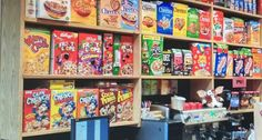 """Montreal To Open First-Ever """"Cereal Bar"""""""