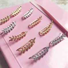 Waekura bijoux - Bijoux plaqué or 18 carats. Plaque, Latest Trends, Handbags, Store, Bracelets, Earrings, How To Wear, Accessories, Jewelry