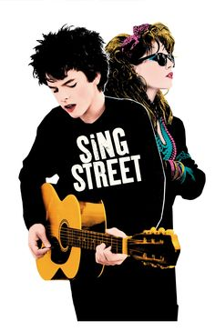 Watch Sing Street full HD movie online - movies, series online, boy growing up in Dublin during the escapes his strained family life by starting a band to impress the mysterious girl he likes. Sing Street Movie, Sing Street 2016, Street Film, Streaming Vf, Streaming Movies, Top Movies, Movies To Watch, Movies Free, Soundtrack