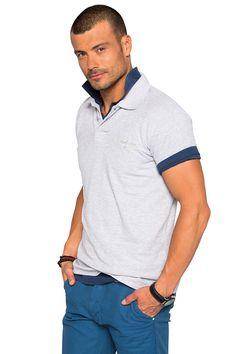 #TATI - #Polo uni Manches courtes -7€,99 =>Un basique obligatoire qui se porte avec tout ! http://www.tati.fr/vetements-homme/t-shirt-polo/polo/polo-uni-manches-courtes/106111/nall/d0/s/p/c/b/e.html