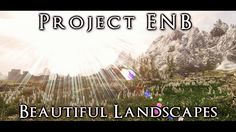 Green Fields of Skyrim - Beautiful Nature - Project ENB - FHD