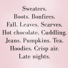 It's that time of year again #autumn #winter #fashion