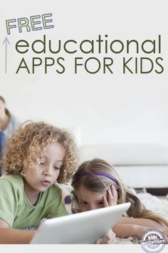 free edu apps for kids