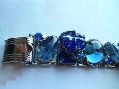 The Sale of this bracelet benefits The National Kidney Foundation of Maryland!  2hippiechics Unique Vintage Jewelry on Ebay!