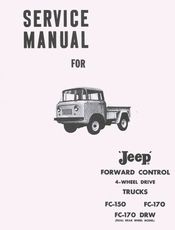 26 Best Jeep Books, Service Manuals, Parts Books and