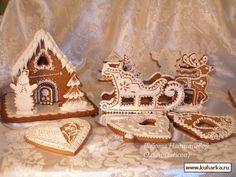 Пряничные домики в пряничной стране - 3
