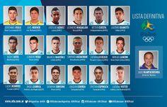 Argentina convoca a 18 futbolistas para los Juegos Olímpicos de Río 2016 -   http://www.juegosyolimpicos.com/argentina-convoca-a-18-futbolistas-para-los-juegos-olimpicos-de-rio-2016