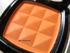 nyx cinnamon blush ... Dupe of MAC Highland Honey or Peaches.