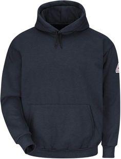 a6c73cf22ac2 Bulwark Fr Men s Bulwark FR Pullover Fleece Sweatshirt