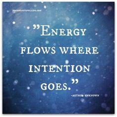 Set a Goal with Intention, and feel the Energy Flow like never before!!   goalsforall.com   goalsforall.blogspot.com