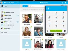 Skype para iPad se actualiza a la versión 4.5