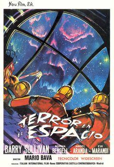 Terrore nello spazio (Aka Planet of the Vampires) (1965) (Mario Bava)