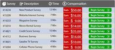 The best paid survey site
