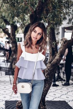 Simple Summer to Spring Outfits to Try in 2019 Casual Outfits, Cute Outfits, Fashion Outfits, Womens Fashion, Fashion Trends, Net Fashion, Latest Fashion, Spring Summer Fashion, Spring Outfits