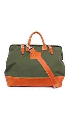 I will own this weekender