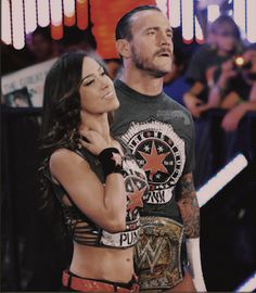 aj lee  Fiance | 15 Pictures of Newly-Engaged Couple CM Punk and AJ Lee