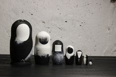 Матрешки 7 в магазине «BLACK RABBIT» на Ламбада-маркете