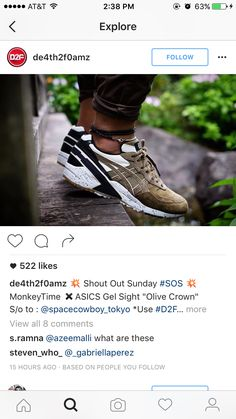 Shoe Goo, Asics, Sneakers, Shoes, Tennis, Slippers, Zapatos, Shoes Outlet, Sneaker