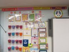 bucket filling display - starting this with my grade Wilson group. Hope it works! Classroom Discipline, Classroom Behavior, School Classroom, Classroom Bulletin Boards, Classroom Decor, Classroom Rules, Classroom Displays, Classroom Organization, Classroom Management