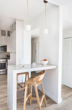 Before & After: Kitchen Remodel with Tons of Storage | Apartment Therapy