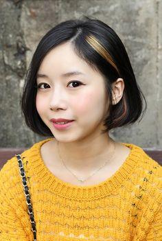 stylish asian cute bob hairstyle stylesn  asian hair