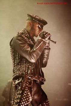 rob halford judas priest photos | Rob Halford / Judas Priest photo