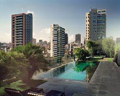 Appartement à Beyrouth, décorateur Thierry Lemaire © Alexis Armanet (AD n°112 novembre 2012)