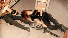 Image result for columbine shooters suicide