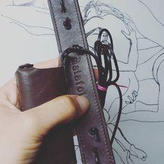 Leather case for Eleaf iStick 40w by Malafola #malafola #malafolacases #madeinitaly #vapecommunity #vape #vaping #eleafistick #eleaf #istick #istick50w #design #fashion #instavape #vapelove #customized #ecigcases #ecig #workinprogress #istick40w #painting #women #leatheraccessories #leather #handmade