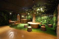 BON BOYAGE― 冒険に行くようなワクワクと感動を与える異世界オフィス―|オフィスデザイン事例|デザイナーズオフィスのヴィス