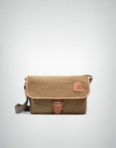 COMBINED MESSENGER BAG