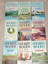 The Chesapeake Shores Series by Sheryl Woods - these 9 plus her newest one just out. The O'Brien family stories are the best!