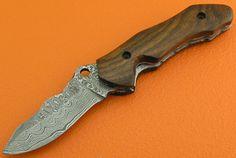 100% Handmade & Forged Sana Cutlery Damascus Steel by SanaCutlery