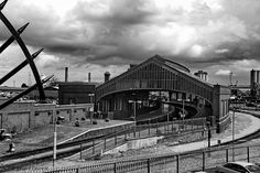 Irlande - la gare de Cork