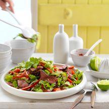 5 Thai beef salad