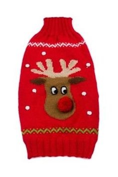 Hell yeah, Ginger would win the ugly sweater contest in this....