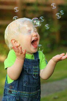 Bubbleeees.....